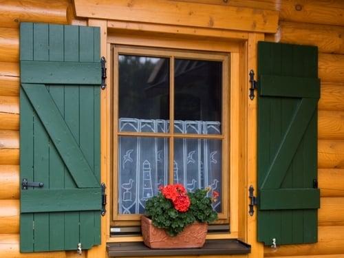 Legno esterno koppa vernici pitture impregnanti - Verniciare finestre ...
