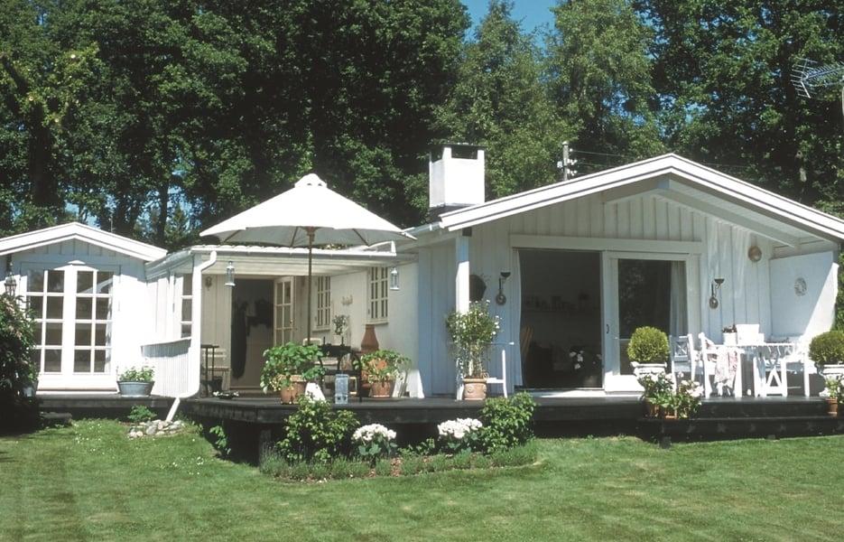 Il gazebo in legno idee per il design della casa for Planimetrie semplici della casetta di legno