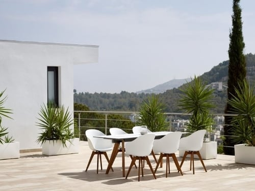 Outdoor - nuovo look con mobili e accessori design