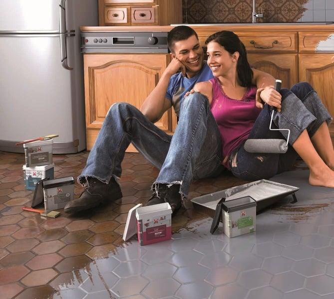 Rinnova tutto senza sverniciare koppa vernici pitture impregnanti detergenti carta da - Syntilor rinnova tutto bagno ...