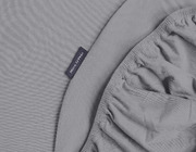 Marc O' Polo  Lenzuolo Jersey fitted sheet grigio