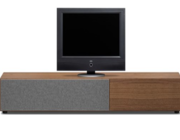 BoConcept Lugano AI00 base TV noce