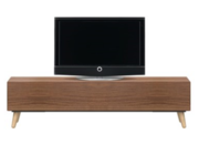 BoConcept  Lugano AR00 base TV noce