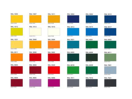 Tabella Colori Pareti Interne. Stunning Great Tabella Colori Delle ...